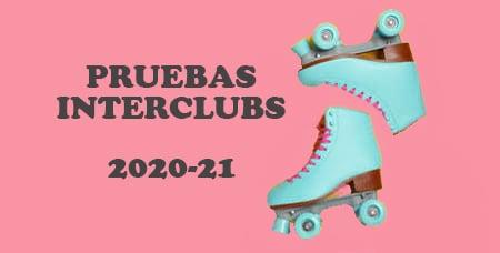 Pruebas Interclubs 2021